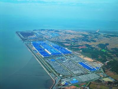 沿海高盐雾地区彩板选用方案