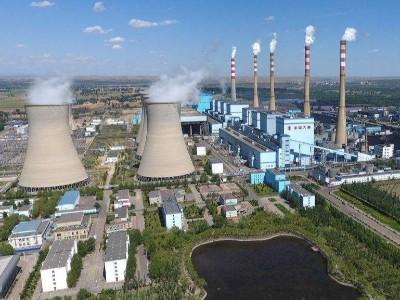 天物聚酯彩涂板应用于内蒙古托克托电厂项目