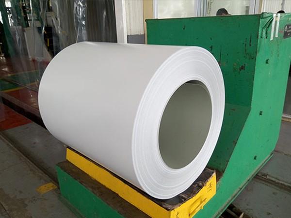 硅改性聚酯彩板